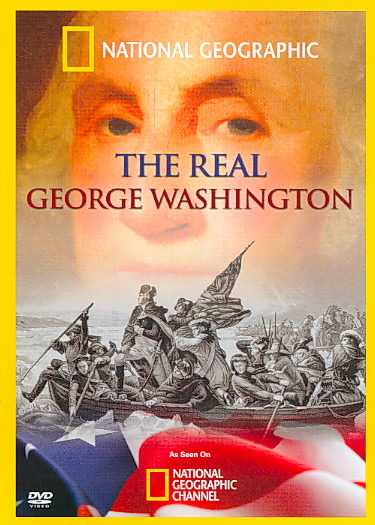 REAL GEORGE WASHINGTON BY BOWEN,TUCKER (DVD)