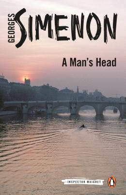A Man's Head By Simenon, Georges/ Coward, David (TRN)